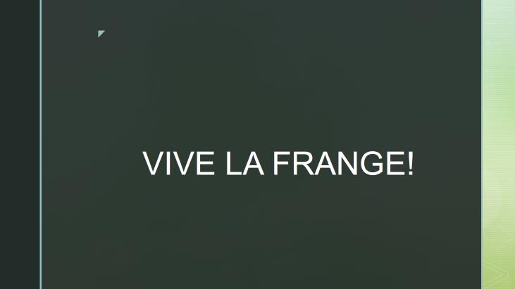 ViveLaFrangeWithTransitions