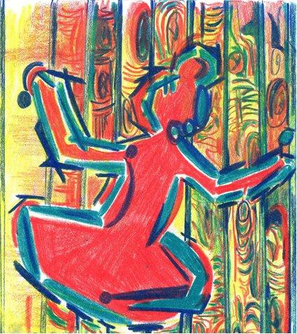 Yoga Kathanika Sketch